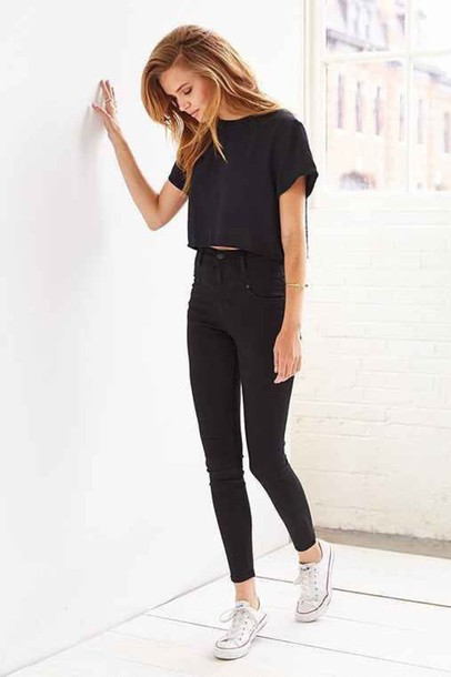 double coupon limited guantity comfortable feel BDG Seamed High-Rise Jean - Black - Urban Outfitters