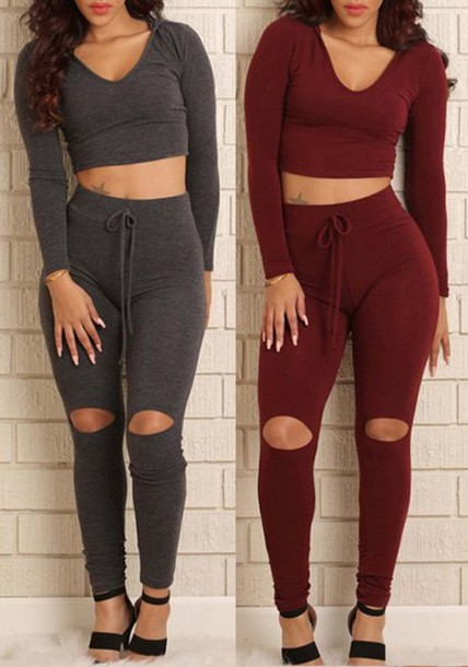 Jumpsuit: outfit made, clubwear, party, dress, leggings ...