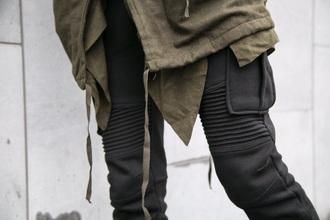 pants black menswear skinny urban menswear mens pants