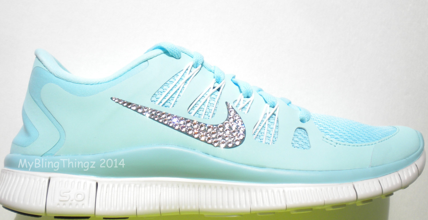 ALL SIZES in STOCK!! Nike Free 5.0 Shoes - Glacier Ice   Night Factor ... b3cbbfd1c4