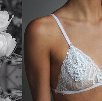underwear bra lace mesh