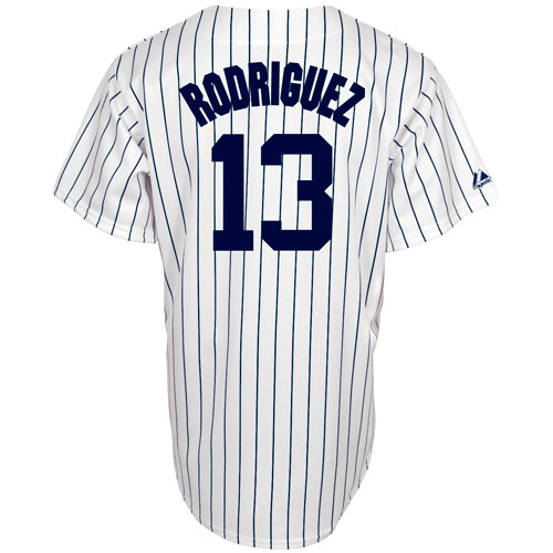 promo code 38521 e0003 New York Yankees Replica Alex Rodriguez Home Jersey - MLB.com Shop