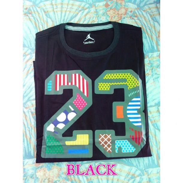 t-shirt top t-shirt 23