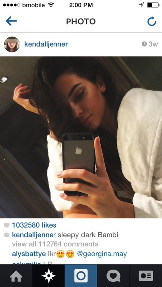 kendall jenner phone case case