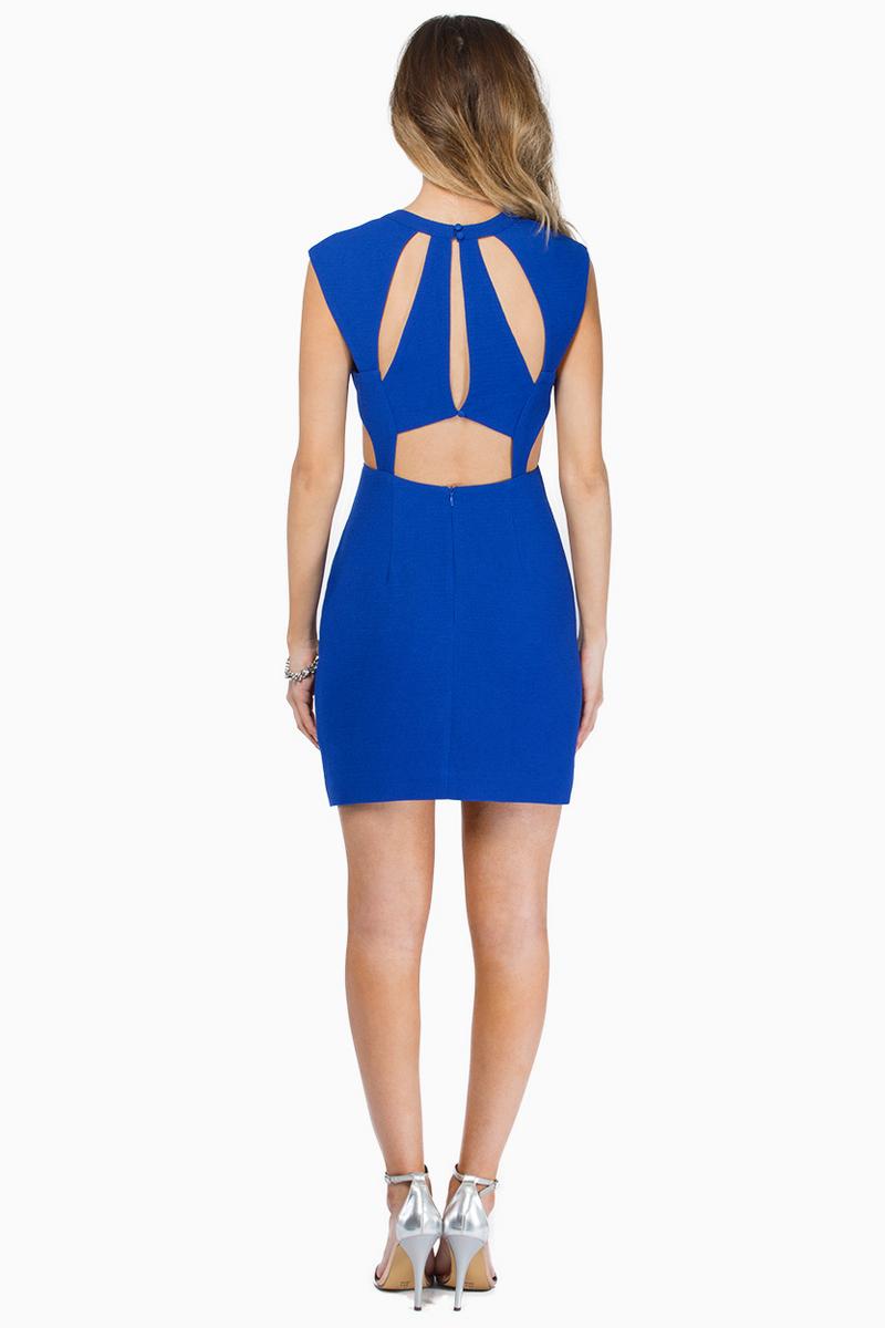 Aurora Cutout Dress $33