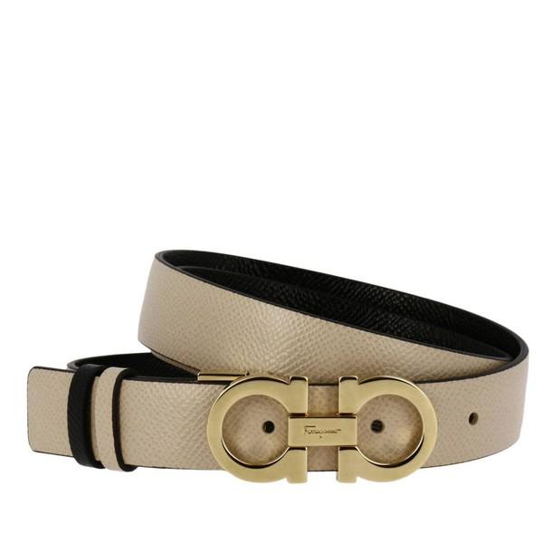 Salvatore Ferragamo women belt black