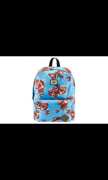 vans bag floral