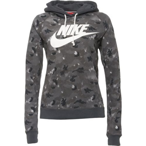 Girls camo hoodie