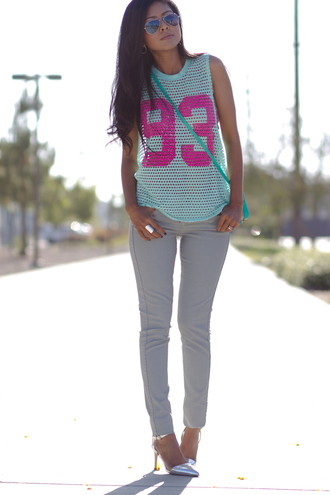 t-shirt tank top jewels bag shoes jeans walk in wonderland