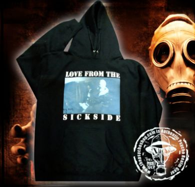 The Psycho Shop.com - sweaters - Psycho Realm Fuck Love Sweater - Chicano Rap/ The Psycho Shop/YouBuyCds/UrbanKings - Welcome