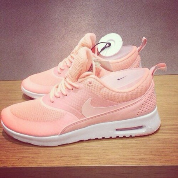 shoes nike pink nike nike air pastel nike light pink