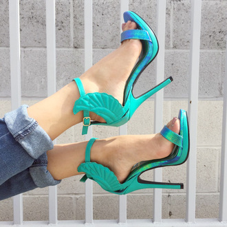 shoes cicihot heels high heels cute heels chic boho girly fashion