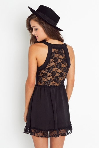 Lacie tank dress in  clothes dresses at nasty gal