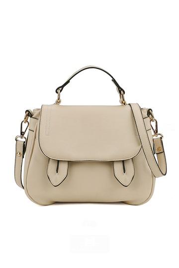 Vintage Flip-shell Crossbody Bag [FPB403]- US$35.99 - PersunMall.com