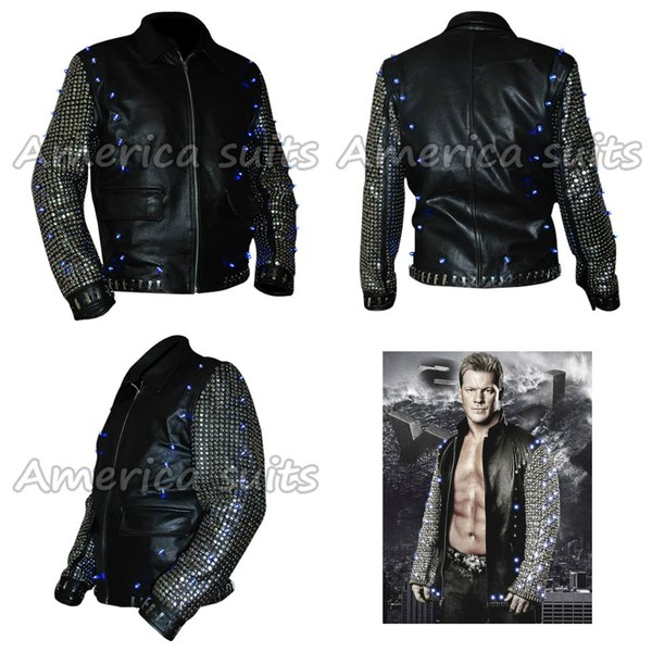 jacket wwe sportswear time individual tailoring sports top menswear cloths for men