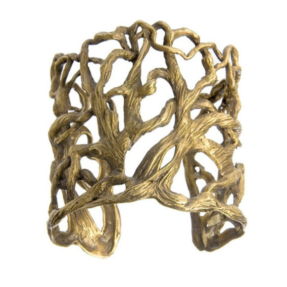 cuff jewels metal tree of life cuff alkemie