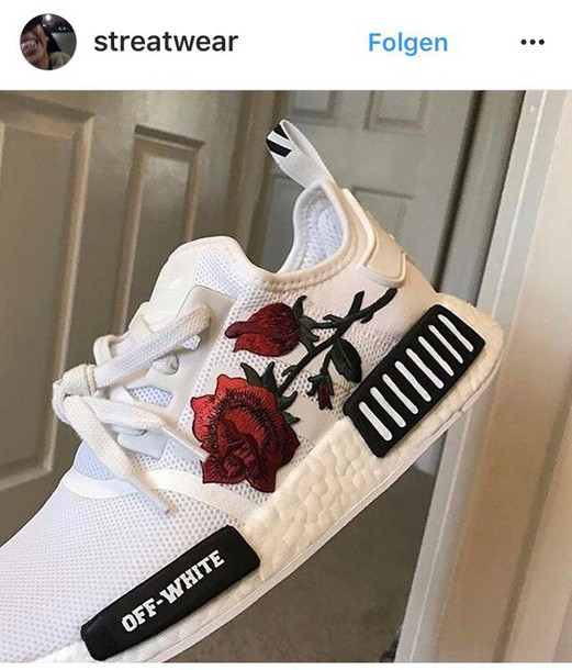 shoes, attention, adidas, adidas nmd, tumblr, off white