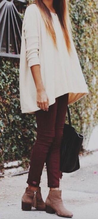 shirt clothes pants t-shirt shoes jeans bag