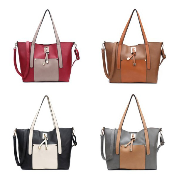 Women's Handbags Our ladies leather handbags are crafted from luxurious fabrics designed to last. There's something for every lifestyle, from clutches and backpacks to tote and crossbody bags.