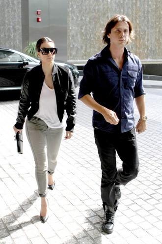 kim kardashian black heels