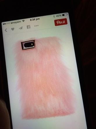 phone cover i phone case fluffy