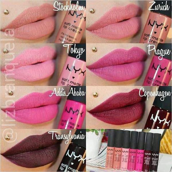 Exceptionnel nyx liquid matte lipstick - Поиск в Google HN14