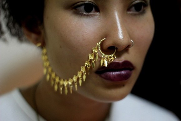 native american jewels nose ring soft ghetto accesory