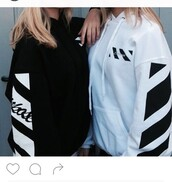 sweater,black,white,hoodie,jumper,compose,black and white,stripes