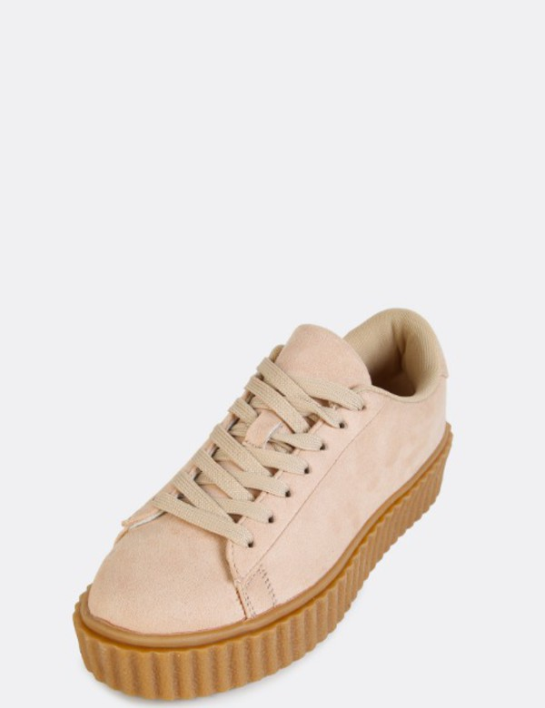 the latest 47493 de1fb shoes, girl, girly, girly wishlist, suede, suede sneakers ...