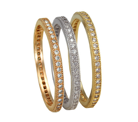 Eternity Band Thin | raniakinge