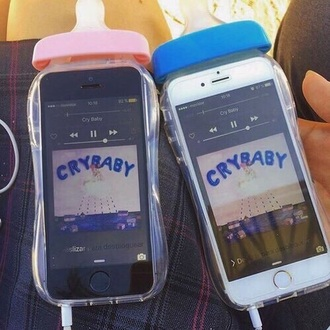 phone cover crybaby
