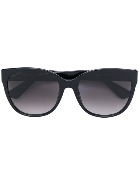 Gucci Eyewear women sunglasses black