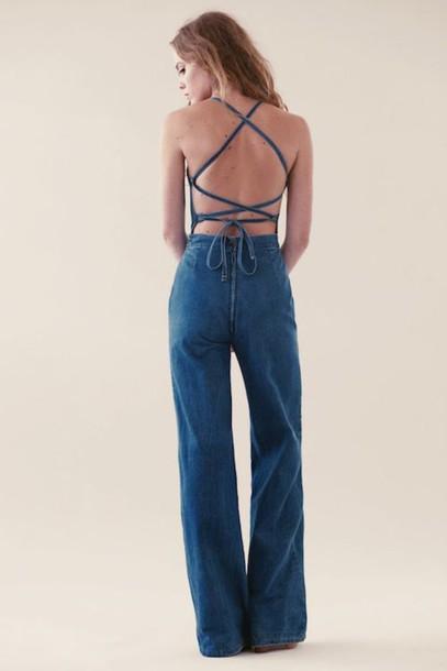 shop for luxury sophisticated technologies famous brand Jumpsuit, $68 at boldersides.com - Wheretoget