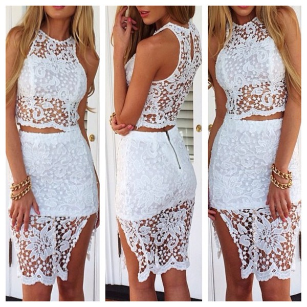 skirt lace bustier lace top dress lace skirt croptop midiskirt pink black bustier white lace skirt white lace top fashion dress date dress blouse