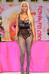 1e7e97610311 Nicki Minaj Jumpsuit - Shop for Nicki Minaj Jumpsuit on Wheretoget