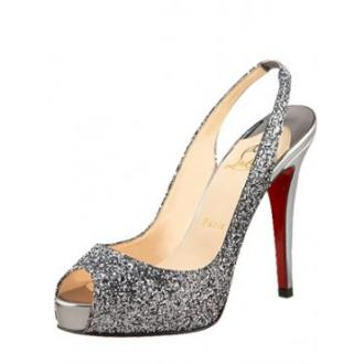 Christian louboutin pompes slingback sandales chaussures boutique