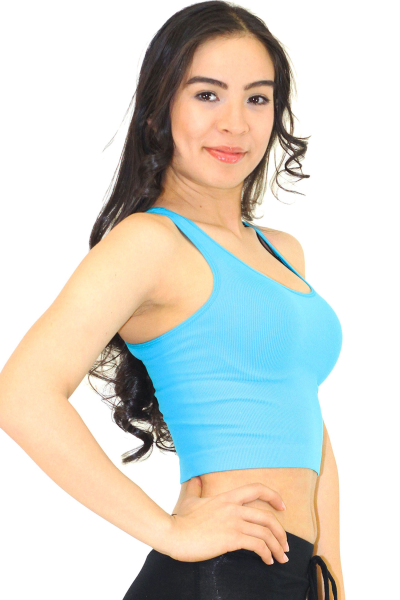 Seamless Athletic Crop Top | Danice Stores