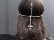 cross,chain,silver,jewels