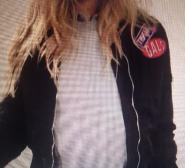 jacket tumblr cool gals vintage