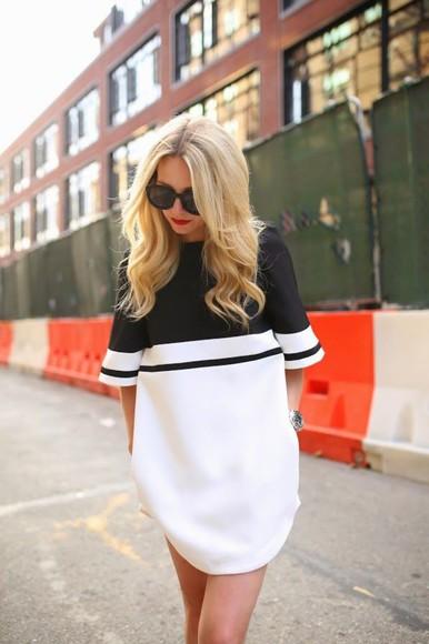 white dress tshirt dress