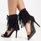 Fringe me ladies night heels