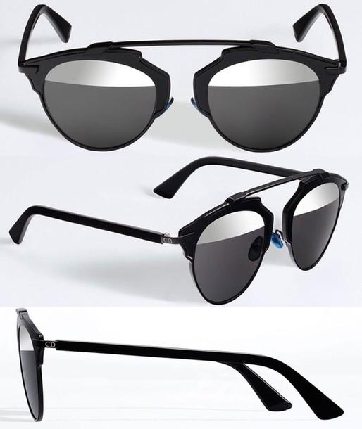 sunglasses christian dior so real