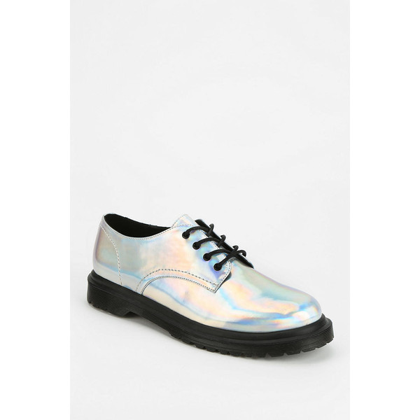 Deena & ozzy holographic treaded oxford