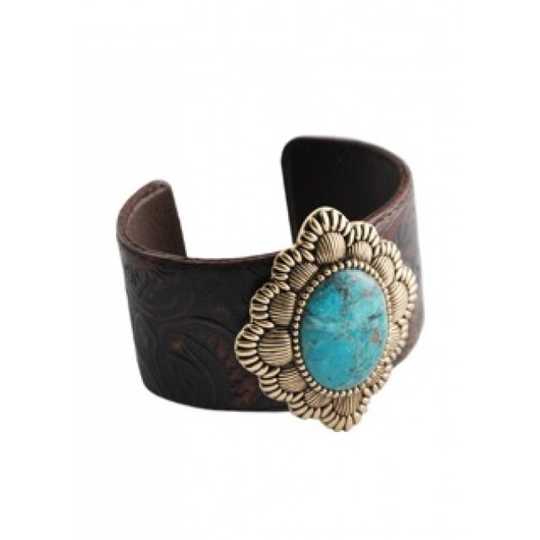 jewels leather bracelets cuff bracelet turquoise jewelry perfecto bohemian
