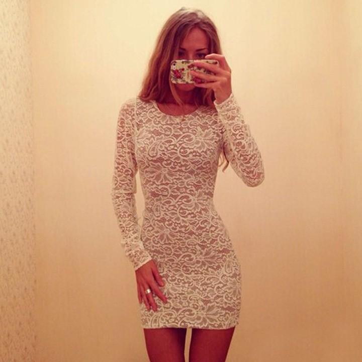 2014 del nuevo diseñador de la marca vestidos de las mujeres del color del caramelo del vestido elegante del cordón para las mujeres más el tamaño de la manera señoras vestidos de invierno sv02 en vestidos de moda y complementos mujer en aliexpress.com