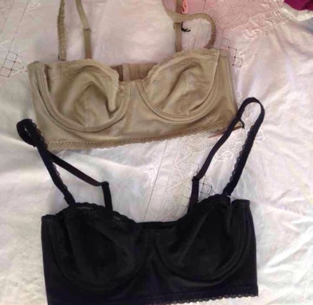top black white beige lace bra bralette fashion style swag top victorias secret top victoria secret bra victoria's secret
