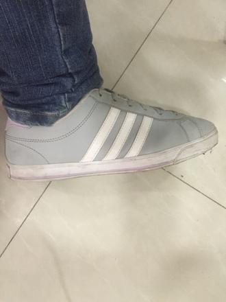 shoes gray