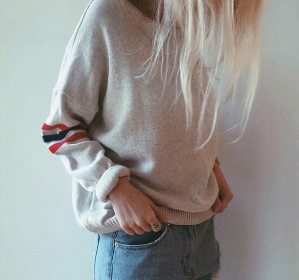 sweater pullover knitwear knitted sweater winter sweater beige top beige top cute sweaters