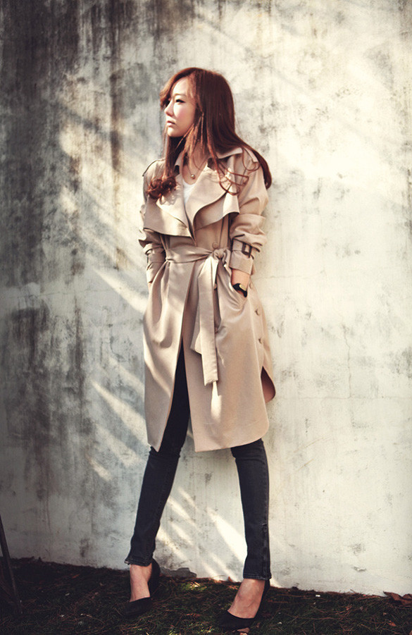Maccia Trench Coat | Outfit Made