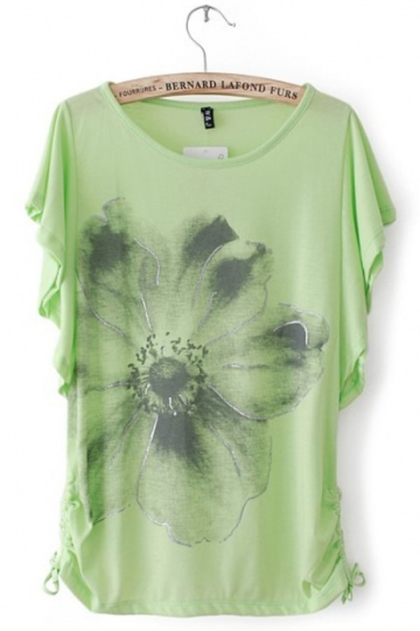 shirt persunmall t-shirt persunmall t-shirt top clothes floral